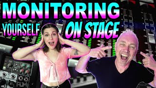 How to Set up In Ear Monitors for Singers & Drummers   Get the Best Sounding Monitor Mix Ever!
