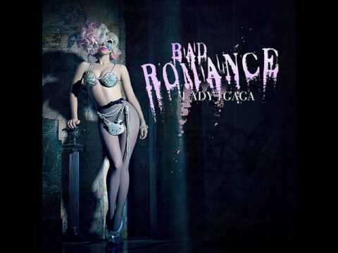 Lady GaGa - Bad Romance (Lyrics)