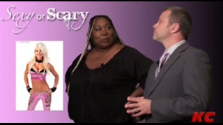 "Awesome Kong - Plays ""Sexy or Scary"" + Responds to Vince Russo Saying She Has A Dick"