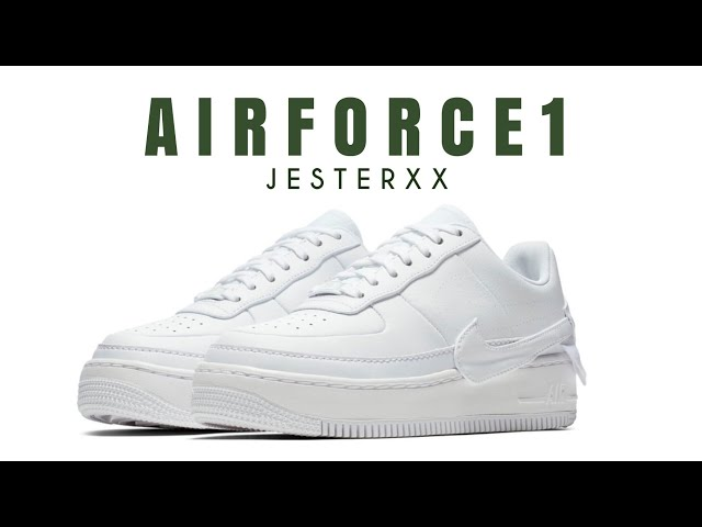 6fd36bfce111  NIKE  AIRFORCE 1  JESTER UNBOXING + CLOSER LOOK  lifestyle  sneakers  af1  - YouTube