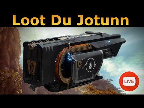 [Destiny 2] Tentative de Loot du Jotunn et un peu de PVP ! thumbnail