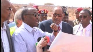Sahanka Shidaal Baadhista somaliland