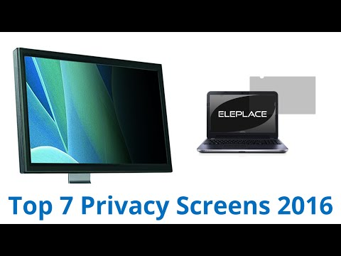 7 Best Privacy Screens 2016