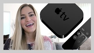 APPLE TV GAMING! | iJustine
