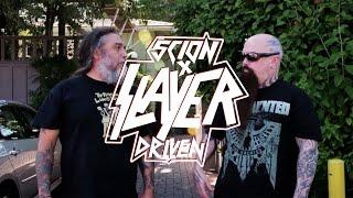 Scion x Slayer Driven | Henson Studios, ESP Guitar, Snake Farm Visit | Scion