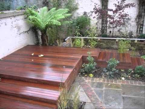 การจัดสวนหย่อมบริเวณบ้าน รูป ระเบียง บ้าน สวย ๆ