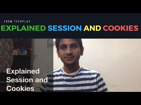 Difference between session and cookies in [Urdu/Hind]? Explained HTTP protocol