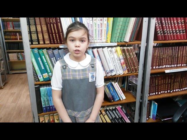 Изображение предпросмотра прочтения – СофияЛапшина читает произведение «Стихи к Блоку» М.И.Цветаевой