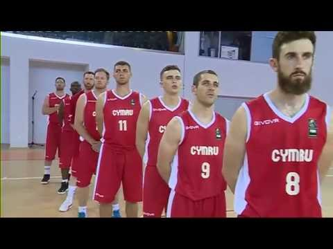 Basketball Game FIBA Armenia-Wales
