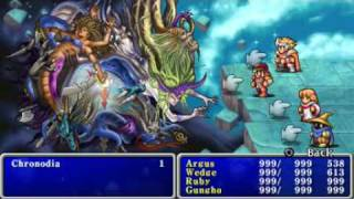 Final Fantasy I: Anniversary Edition - #27 Boss (Optional,Only in PSP) - Chronodia Par 1/2 -