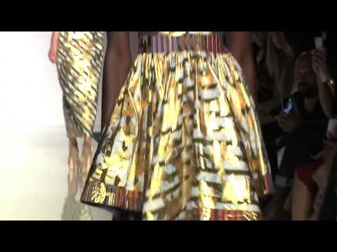 African Stars, Biffi Boutiques x ITC Ethical Fashion Initiative for VFNO, Italy, 2013
