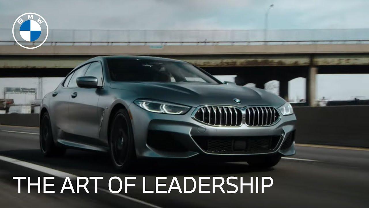 A Work of Art: BMW 8 Series Gran Coupe   BMW USA