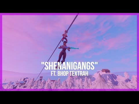 """Shenanigans"" by Jasiah - Fortnite Edit - ft. Bhop Textrah"