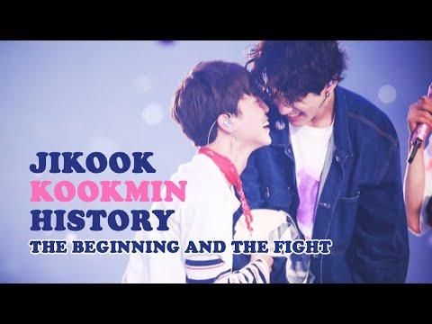 JIKOOK KOOKMIN HISTORY(The beginning and the fight)💜 🚫Watch only Jikook shipper 국민러외 시청금지💜