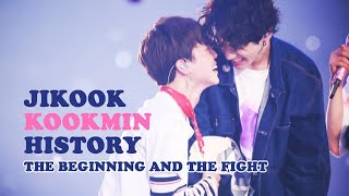 JIKOOK KOOKMIN HISTORY(The beginning and the fight)💜 🚫Watch only Jikook shipper 국민러외 시청금지💜