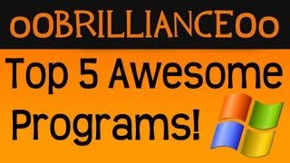 5 Awesome Programs That You Might Not Know About!