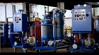 Контроль качества GlobeCore оборудования для фильтрации отработанных масел(, 2016-07-02T11:55:24.000Z)