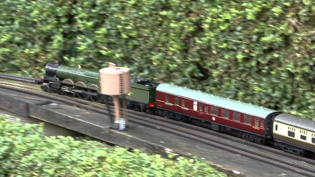 00 Gauge Garden Railway GWR U0026 Southern Railways Part 3