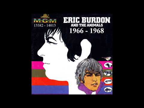 The Animals with Eric Burdon - M-G-M 45 RPM Records - 1966 - 1968