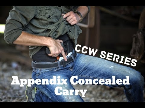 Art of Appendix Carry (AIWB) - CCW Series