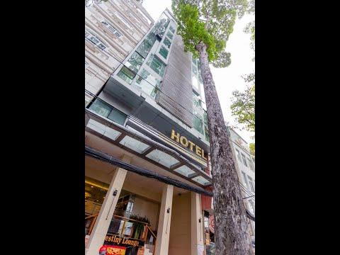 🔰Cho Thuê Khách sạn CHDV 16 Phòng full nội thất Trệt 5 lầu Cô Giang Quận 1