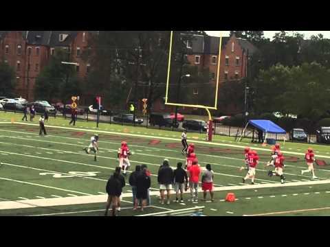 Austin Ford - Kicker - Huntingdon College