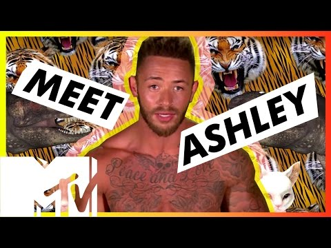 EX ON THE BEACH SEASON 5 | MEET ASHLEY | MTV UK