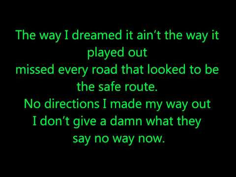Now or Never Lyrics Video Outasight
