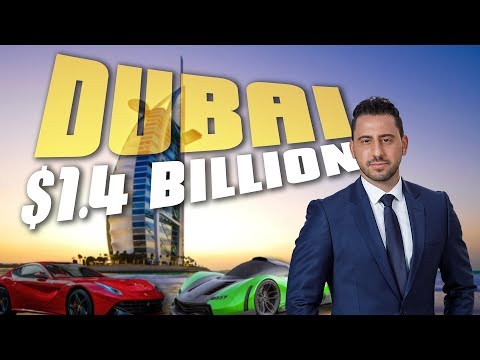 DUBAI | $1.4 BILLION | JOSH ALTMAN | THE ALTMAN CLOSE | EPISODE #28