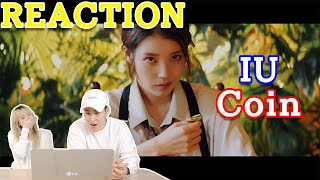 [REACTION] IU(아이유) - Coin(코인)ㅣMUSIC VIDEO REACTION 뮤비 리액션