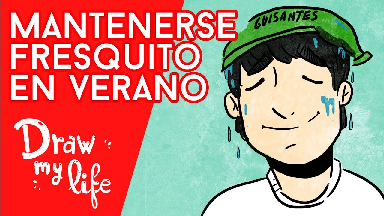 TRUCOS contra el CALOR en VERANO - Draw My Life