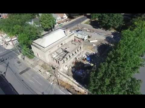 2016 09 27 Coyle Library Progress Video