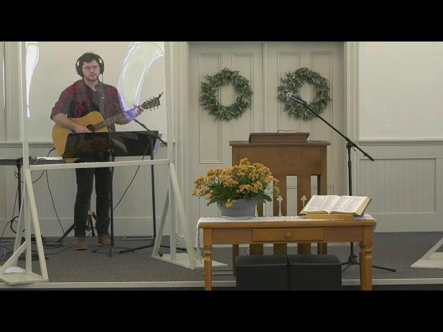 Caledonia Congregational Church Live Stream - September 26th 2021