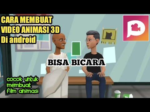 Aplikasi Pembuat Video Animasi 3d Android
