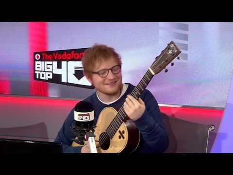 Ed Sheeran Sings Drake's 'One Dance'