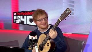 Ed Sheeran Sings Drake's 'One Dance'