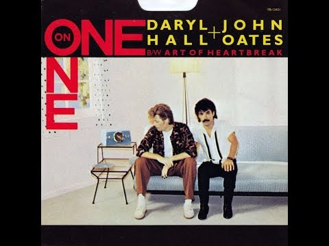 Daryl Hall And John Oates - One On One (1982 LP Version) HQ