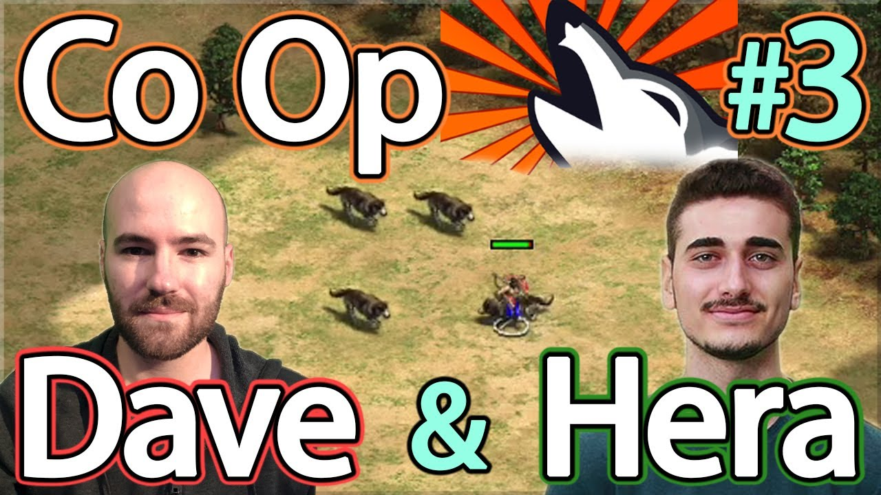 Ultimate Co-Op Challenge! Feat. Dave & Hera #3