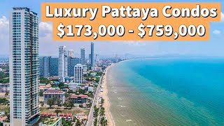 Best Pattaya condos for rent and sale for July 2021