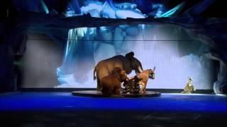 Арена-шоу «Ледниковый период Live» в СК «Олимпийский»