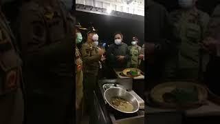 [FULL] Ge93R Geden..! Penertiban Warung Makan - PSBB Jawa Bali