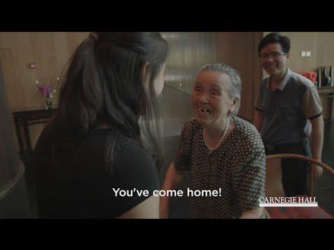 NYO-USA: Reunited in China