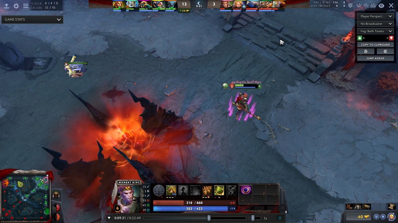 Dota 2: Cheating & Scripting Runs Rampant