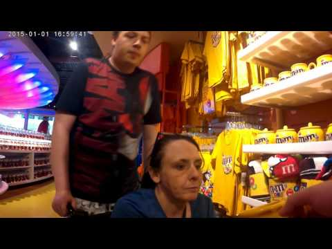 Day 7 Florida holiday - vacation vlog florida mall walkabout