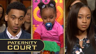 Double Timing Two Men To Be The Father? (Full Episode)   Paternity Court