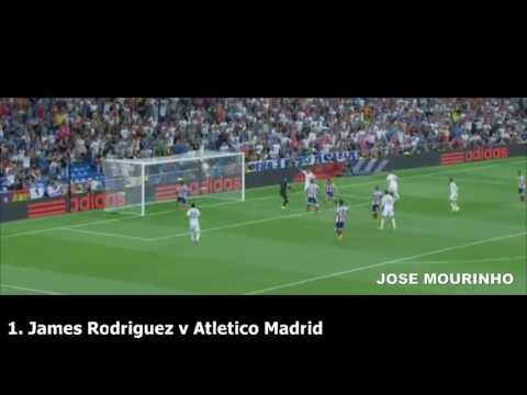 James Rodriguez - All 36 Goals for Real...