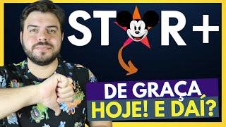 STAR PLUS DE GRAÇA NO AR! MAS E DAÍ?