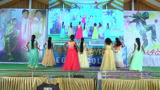 Naa Vasantham Neeku sontham Rang de , Apoorva Degree College, Karimnagar-AADYA2017