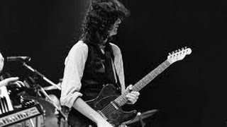 Jimmy Page's Chopin Prelude n.4 - Arms Concert London 1983 (Best Quality)