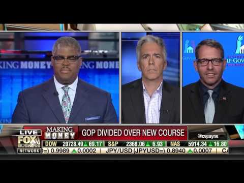 Joe Walsh on Fox Business with Charles Payne Talking Trump and the Freedom Caucus